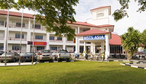 MSTS Miri Training Centre